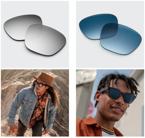 BOSE FRAMES ALTOサングラス 通常の眼鏡レンズにも変更可能!