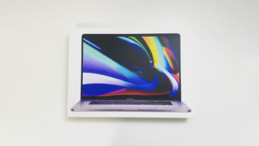 MacBook Pro 16 とMacBook Pro 15(2017)アプリ起動時間比較
