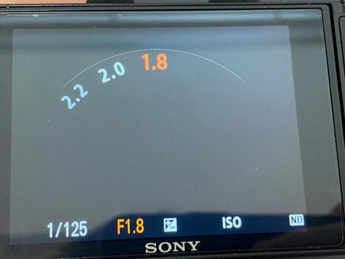 SONY RX100M5AカメラはF1.8搭載最新機種