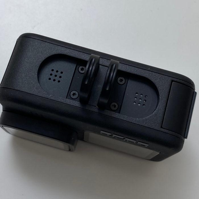 GoProアダプターの4つのネジ